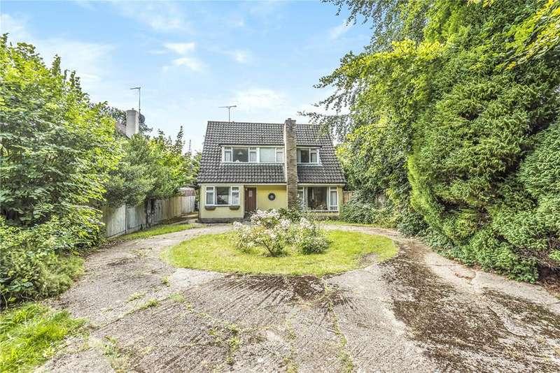 3 Bedrooms Detached House for sale in Watersplash Lane, Ascot, Berkshire, SL5