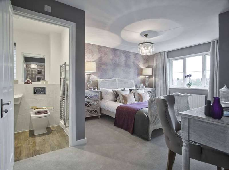 4 Bedrooms Detached House for sale in Church Road