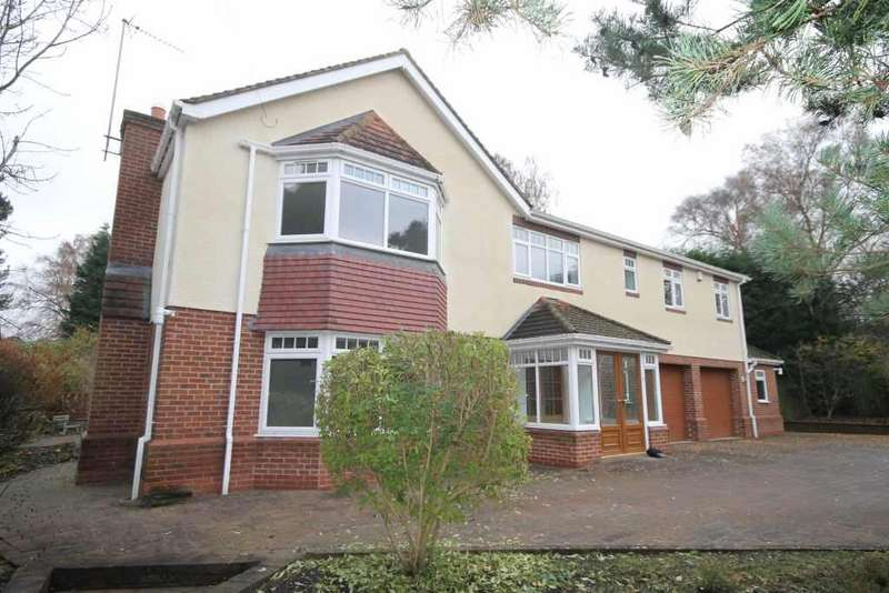 5 Bedrooms Detached House for sale in Western Way, Ponteland, Newcastle Upon Tyne, Northumberland
