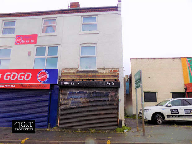 1 Bedroom Shop Commercial for rent in STOURBRIDGE, West Midlands, DY9