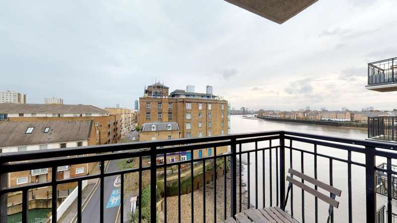 2 Bedrooms Apartment Flat for sale in Victoria Wharf, London, E14