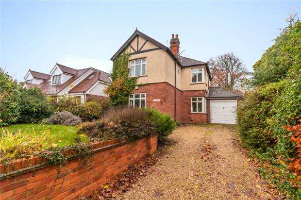 3 Bedrooms Detached House for sale in Lincoln Hatch Lane, Burnham, Slough