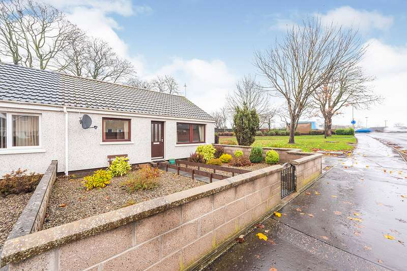 1 Bedroom Bungalow for sale in Newhame Road, Montrose, Angus, DD10