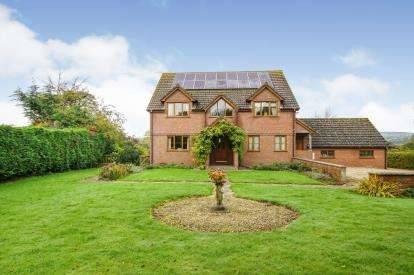 4 Bedrooms Detached House for sale in Purton, Berkeley, Gloucestershire