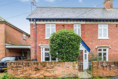 3 Bedrooms Semi Detached House for sale in Lyndhurst, Hampshire