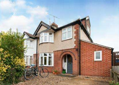 4 Bedrooms Semi Detached House for sale in Cambridge, Cambridgeshire