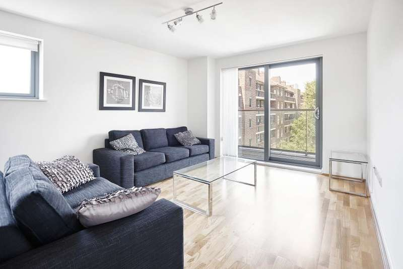 2 Bedrooms Flat for sale in Chi Building, Crowder Street, E1