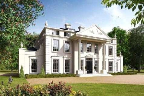 Detached House for sale in Sherbourne Drive, Wentworth, Berkshire, SL5