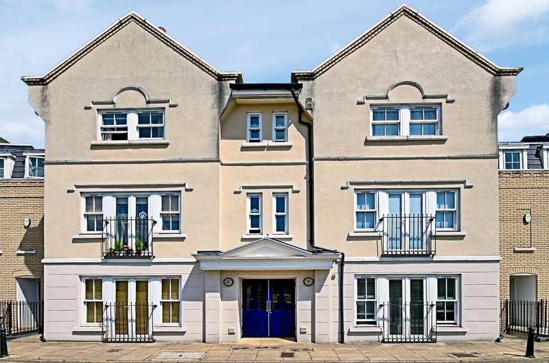 1 Bedroom Apartment Flat for sale in St Matthew's Gardens CB1
