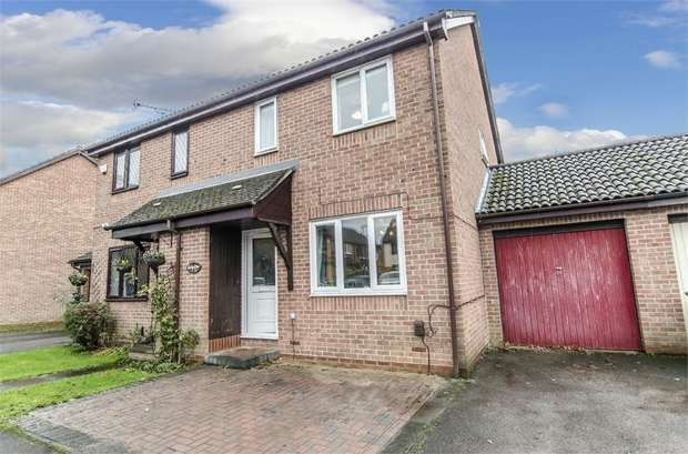 3 Bedrooms Semi Detached House for sale in Brunel Road, Redbridge, SOUTHAMPTON, Hampshire