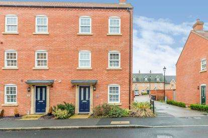 4 Bedrooms End Of Terrace House for sale in Cantley Road, Great Denham, Bedford, Bedfordshire