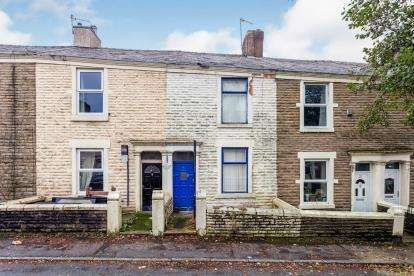 2 Bedrooms Terraced House for sale in London Terrace, Darwen, Blackburn, Lancashire