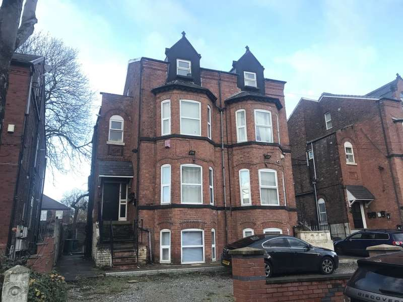 10 Bedrooms Block Of Apartments Flat for sale in 14-16 Osborne Road, Manchester, Greater Manchester