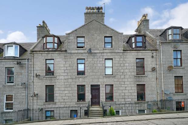Flat for sale in Crown Street, Aberdeen, Aberdeenshire, AB11 6JB