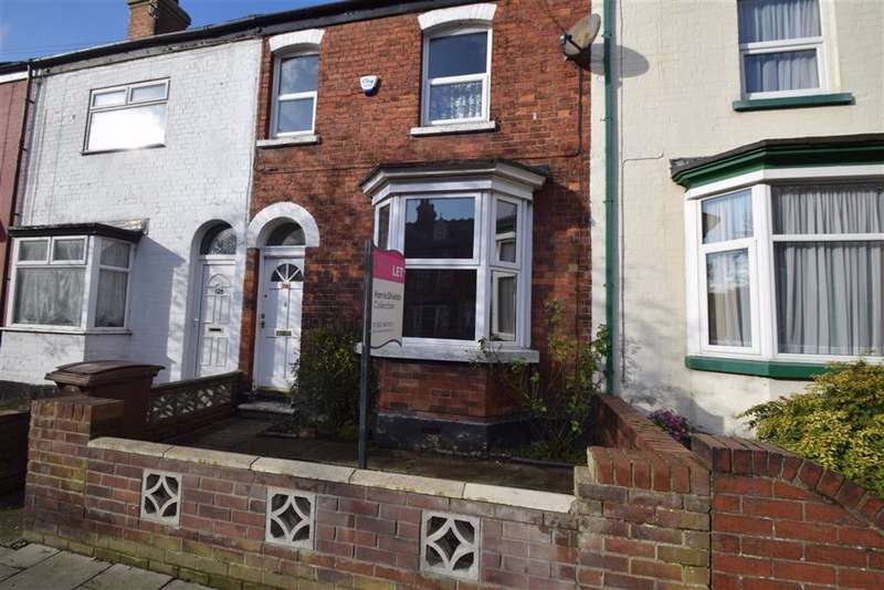 3 Bedrooms Terraced House for rent in St. Johns Avenue, Bridlington, East Riding Of Yorkshire, YO16