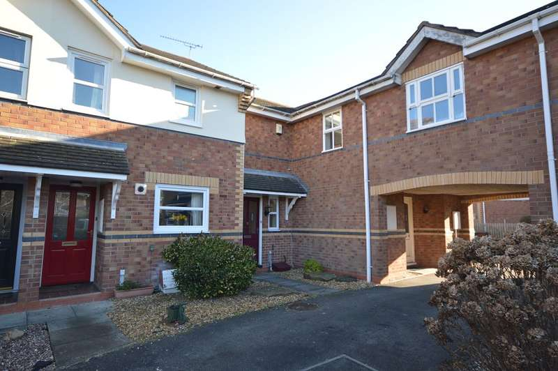 2 Bedrooms Link Detached House for rent in Sterne Close, Ettiley Heath, Sandbach