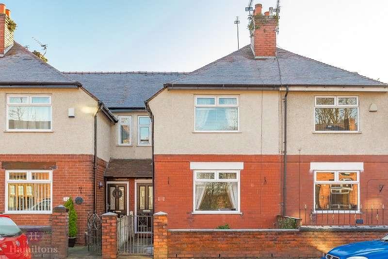 3 Bedrooms Terraced House for sale in Lightburne Avenue, Leigh, Greater Manchester. WN7 3JG