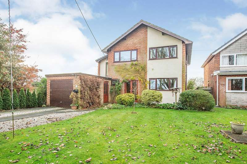 5 Bedrooms Detached House for sale in Balmoral Road, New Longton, Preston, Lancashire, PR4