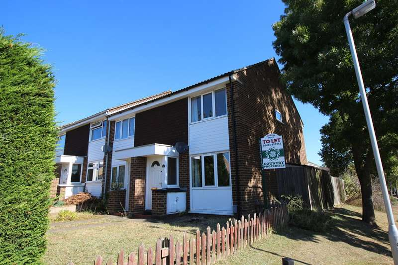 2 Bedrooms Semi Detached House for rent in Keats Way, Hitchin, SG4