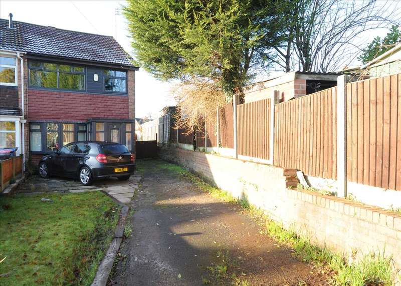 3 Bedrooms Town House for sale in 23 Halstead Drive, Irlam M44 6DT