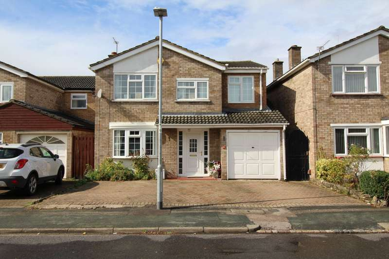 5 Bedrooms Detached House for sale in The Elms, Kempston, Bedford, Bedfordshire, MK42