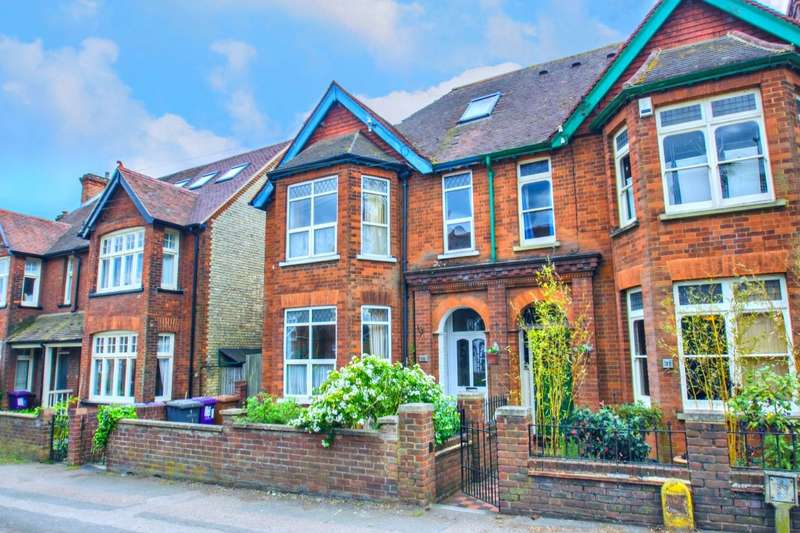 6 Bedrooms Semi Detached House for sale in Fishponds Road, Hitchin, Hertfordshire, SG5