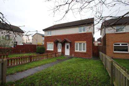 2 Bedrooms Semi Detached House for sale in Ard Court, Grangemouth
