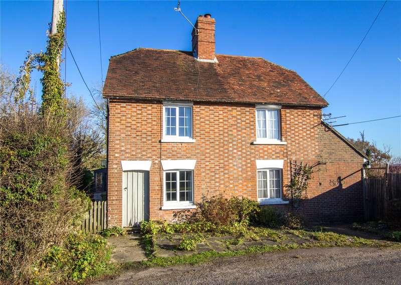 3 Bedrooms Semi Detached House for sale in Ivy Cottage, Battenhurst Road