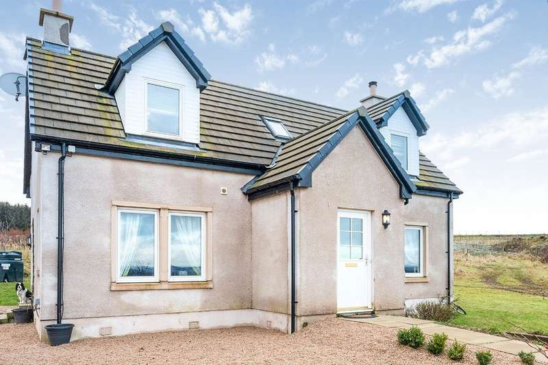 4 Bedrooms Detached House for sale in Wester Stonehouse, Elgin, Morayshire, IV30
