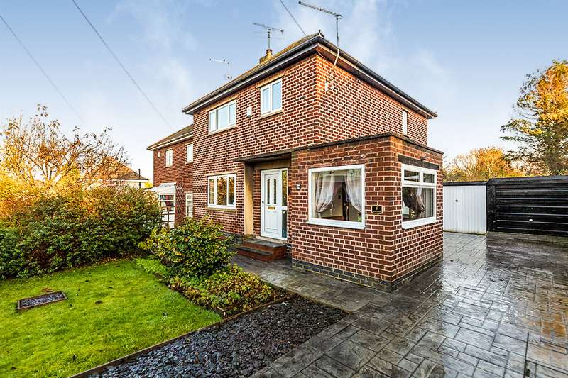 3 Bedrooms Semi Detached House for sale in Beck Close, S5