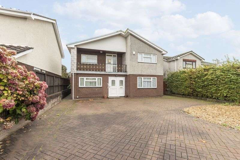 5 Bedrooms Property for sale in The Greenways Magor, Caldicot