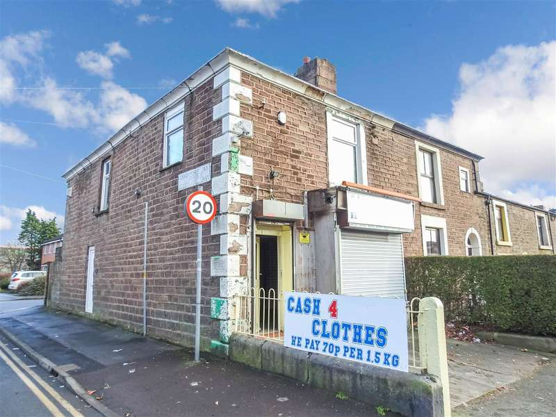 2 Bedrooms End Of Terrace House for sale in Eaves Lane, Chorley