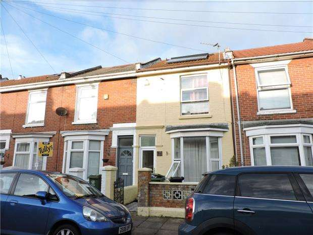 3 Bedrooms House for sale in Edmund Road, Southsea, Hampshire