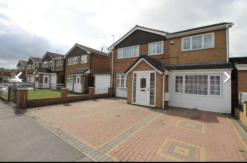 5 Bedrooms House Share for rent in Peebles Way, Rushey Mead, Leicester