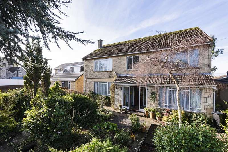 5 Bedrooms Detached House for sale in Southstoke Road, Bath