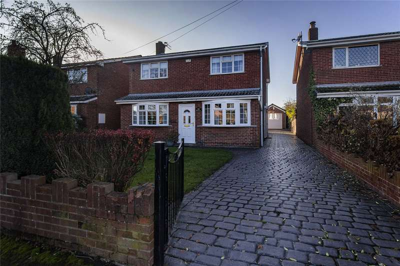3 Bedrooms Property for sale in Wrights Lane, Cridling Stubbs, Knottingley