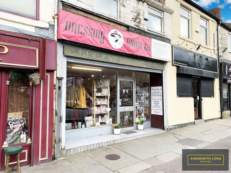 Commercial Property for sale in Retail Shop Premises, Duckworth Street, Darwen BB3