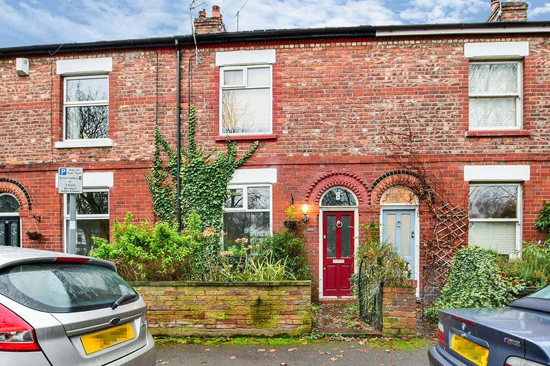2 Bedrooms House for sale in Goodier Street, Sale, Greater Manchester, M33