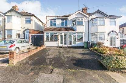 4 Bedrooms Semi Detached House for sale in Stanley Road, Oldbury, Birmingham, West Midlands