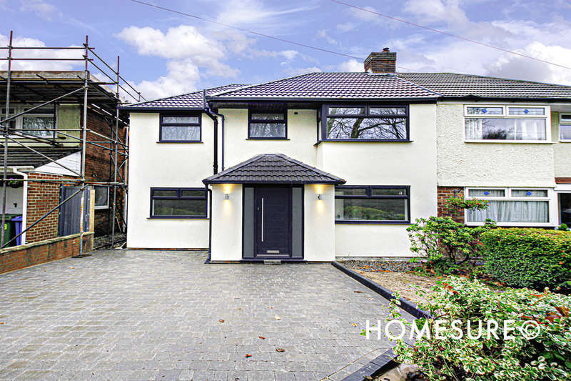 4 Bedrooms Semi Detached House for sale in Childwall Lane, Childwall, Liverpool,L25