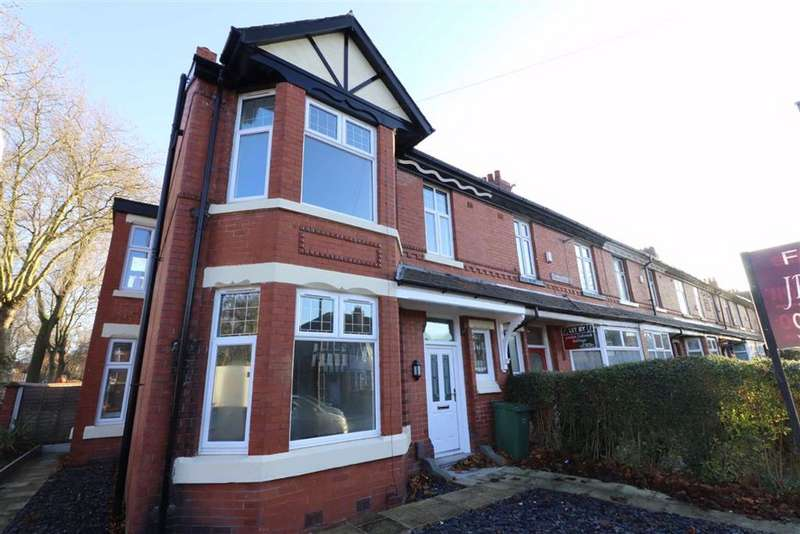 4 Bedrooms End Of Terrace House for sale in Burton Road, West Didsbury, Manchester, M20