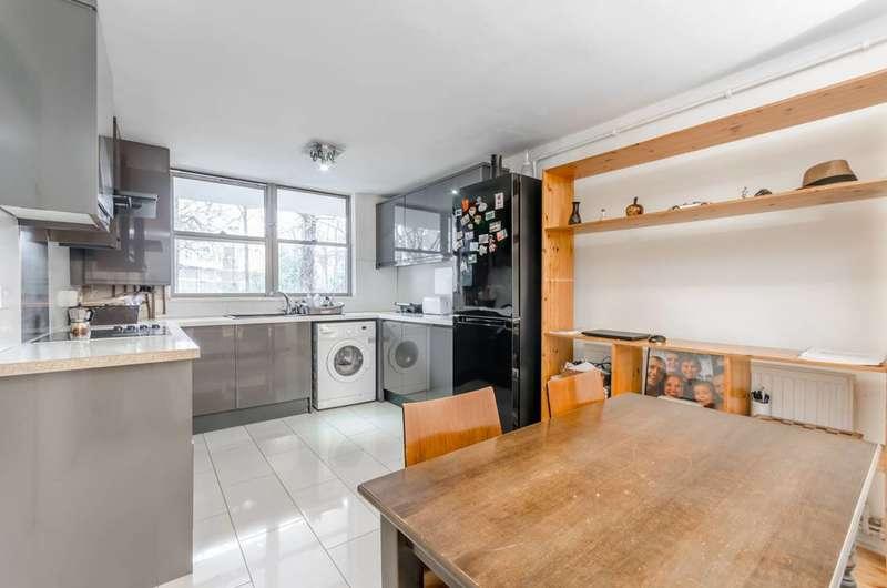 3 Bedrooms Flat for sale in Essex Road, Canonbury, N1