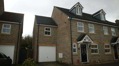 4 Bedrooms Semi Detached House for sale in Broad Lane, Yate, Bristol, South Gloucestershire