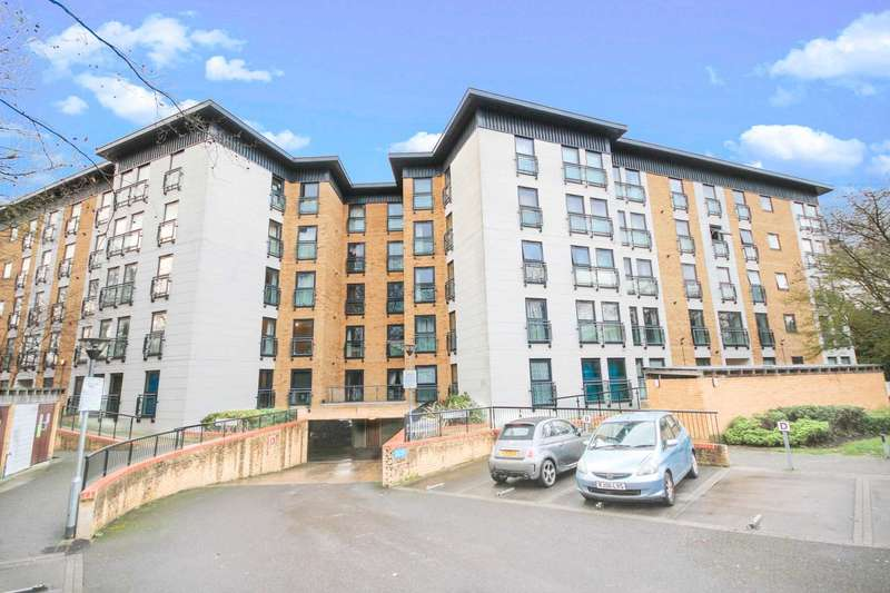 2 Bedrooms Apartment Flat for sale in Canterville Place, Bracknell