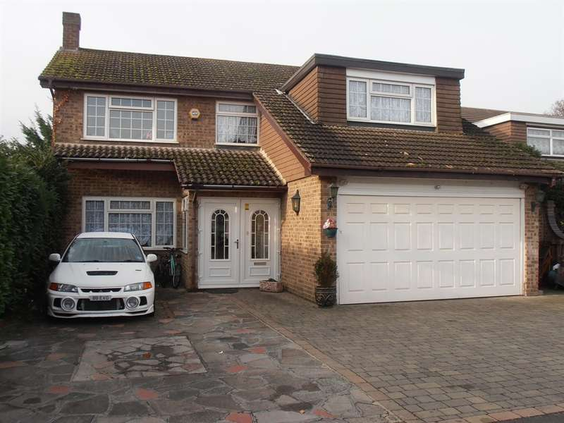 5 Bedrooms Detached House for sale in Haven Road, Ashford, TW15