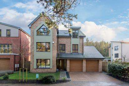 5 Bedrooms Detached House for sale in Fallow Park, Rugeley Road, Hednesford, Cannock