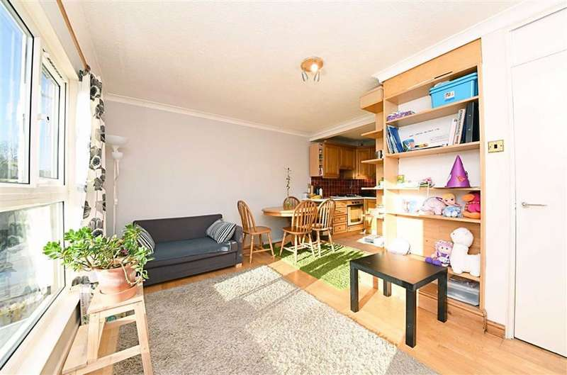 1 Bedroom Flat for sale in Coppies Grove, New Southgate, London, N11