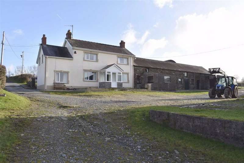 4 Bedrooms Farm Commercial for sale in Pencader