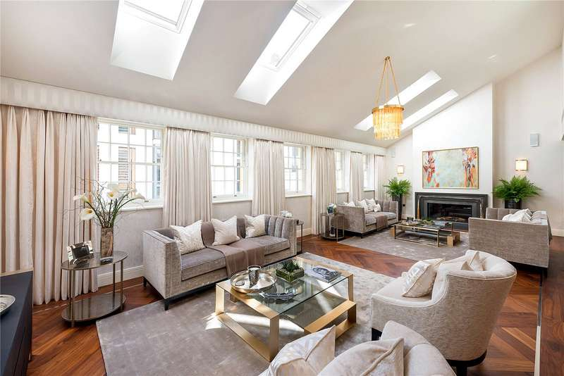 4 Bedrooms Mews House for sale in Montrose Place, Belgravia, London, SW1X
