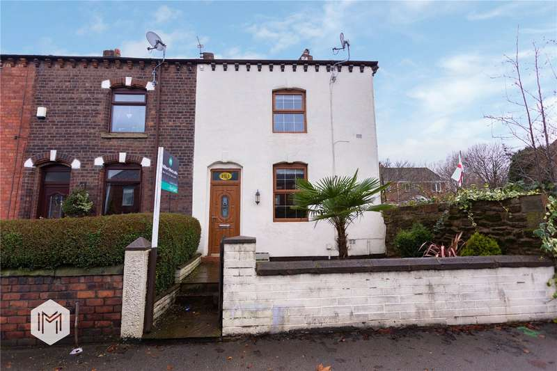 2 Bedrooms End Of Terrace House for sale in Wigan Road, Hindley, Wigan, Greater Manchester, WN2